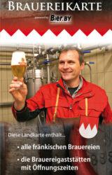 Die große Fränkische Brauereikarte (2010)