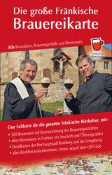 Die große Fränkische Brauereikarte (2. Auflage, 2019)